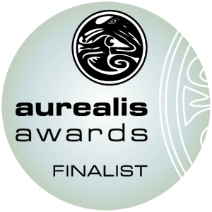Aurealis Awards - Finalist - high res